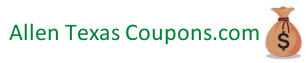 Allen Texas Coupons